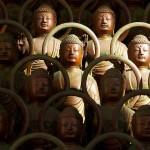 写真:八万四千仏供養祭