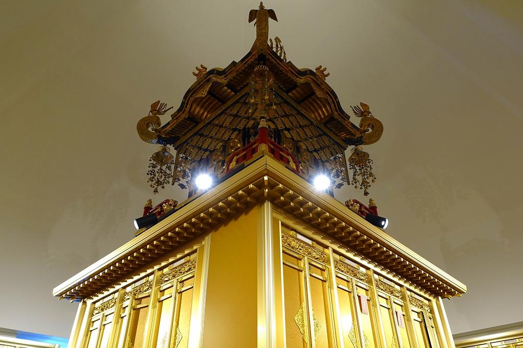 瑠璃之廟 中央壇