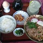 写真:へるんの面影ある料理