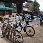 写真:春の神仏縁結び街道 巡拝サイクリング